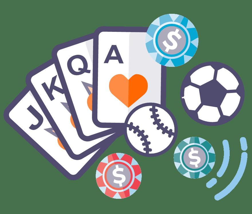 Best 13 Sports Betting Online Casino in 2021