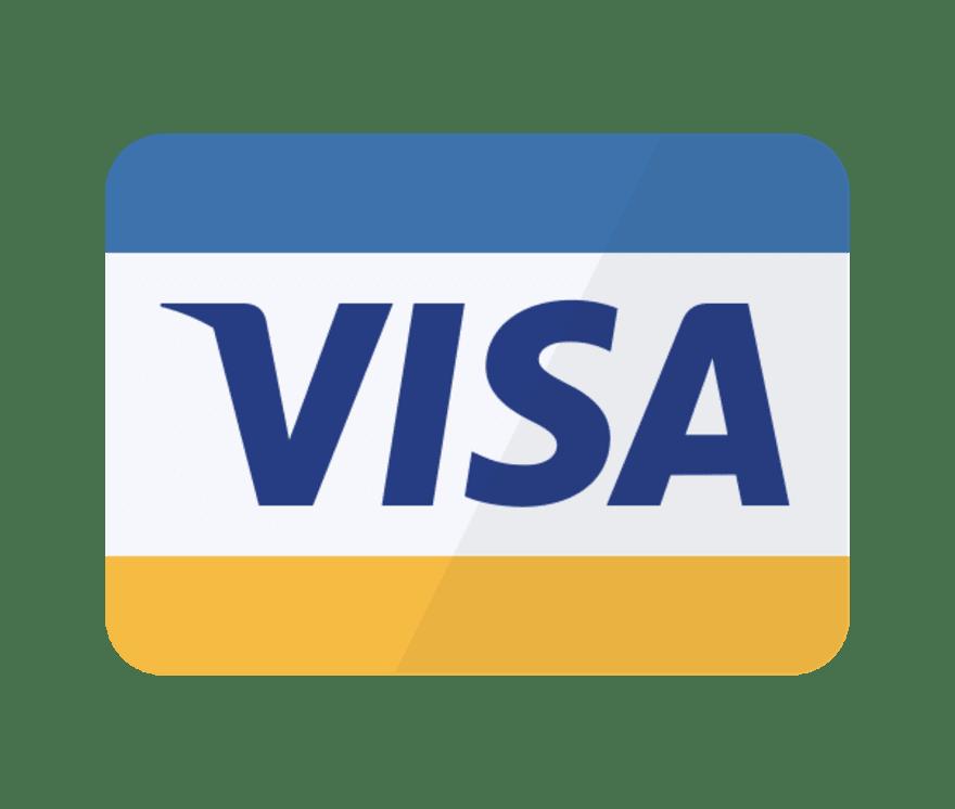 Top 139 Visa Online Casinos 2021
