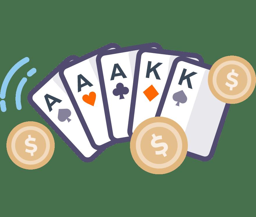Best 87 Poker Online Casino in 2021