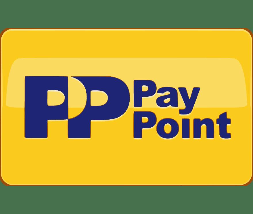 Top 1 PayPoint e-Voucher Online Casinos