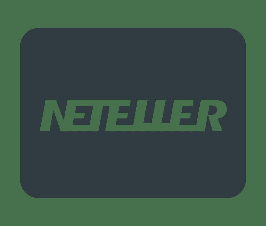 Top 140 Neteller Online Casinos 2021