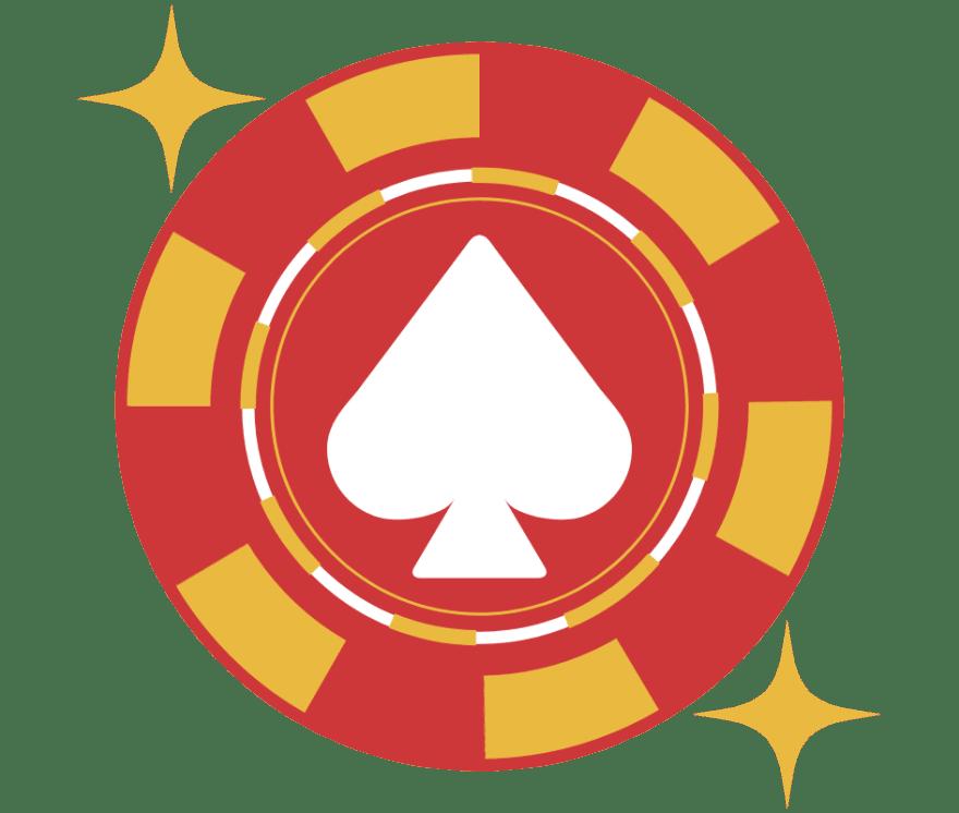 Best 41 Texas Holdem Online Casino in 2021 🏆