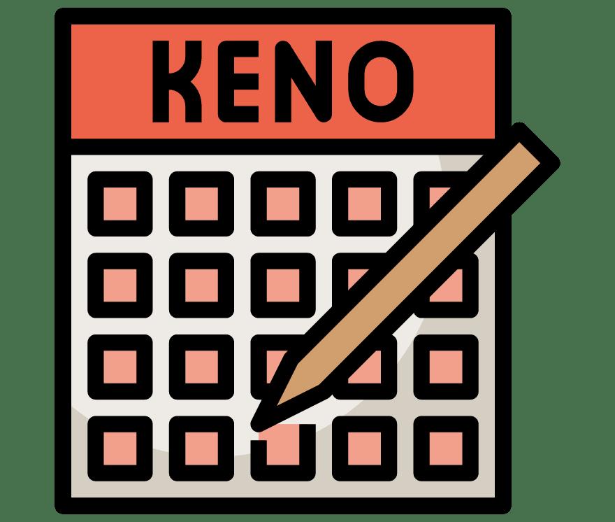 Best 32 Keno Online Casino in 2021