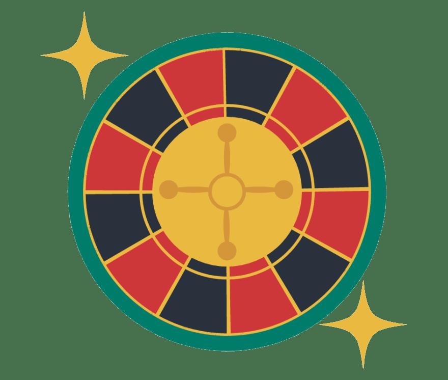 Best 134 Roulette Online Casino in 2021 🏆