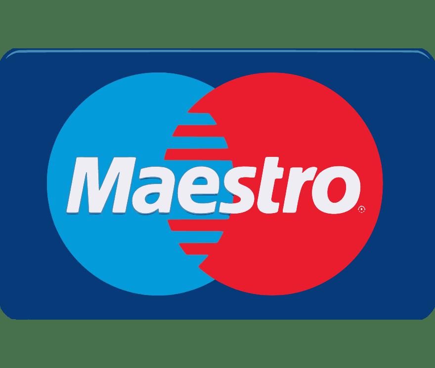 Top 44 Maestro Online Casinos