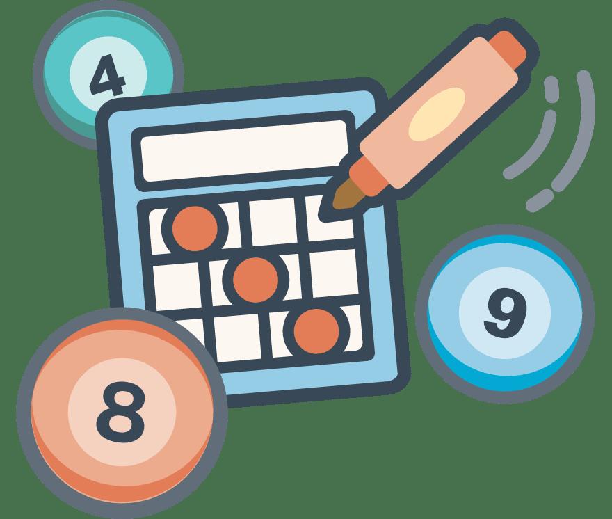 Best 40 Bingo Online Casino in 2021
